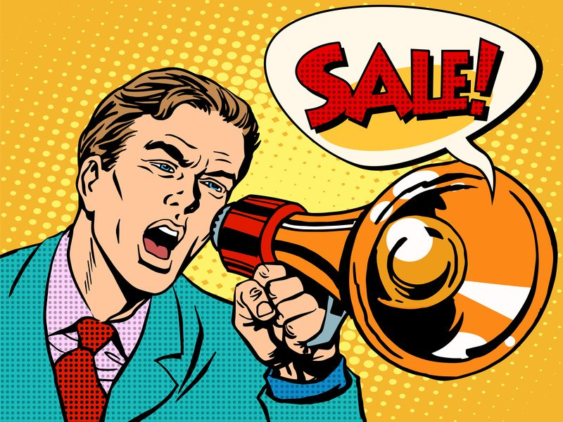 Boostez vos ventes grâce à l'emailing pendant les soldes.