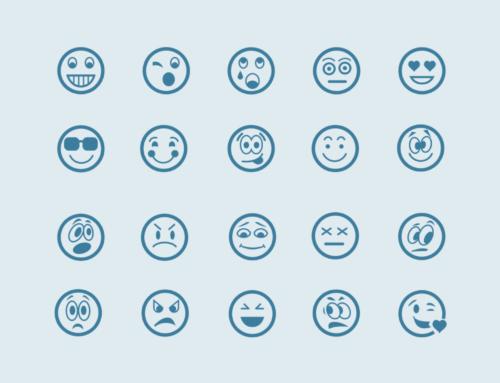 Des émoticônes dans l'objet pour vous différencier